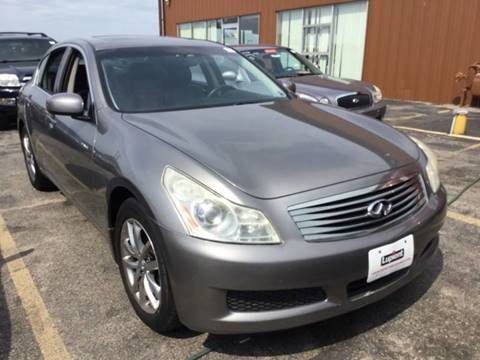 2007 Infiniti G35 for sale at Best Auto & tires inc in Milwaukee WI