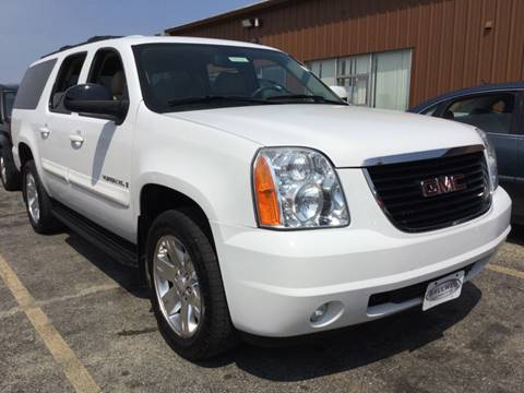 2009 GMC Yukon XL for sale at Best Auto & tires inc in Milwaukee WI