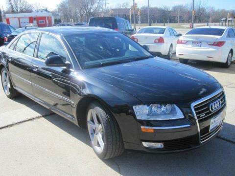2010 Audi A8 L for sale at Best Auto & tires inc in Milwaukee WI