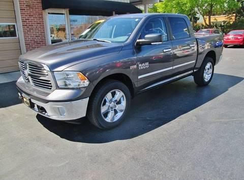 2014 RAM Ram Pickup 1500 for sale at D'Acquisto Motors in Racine WI