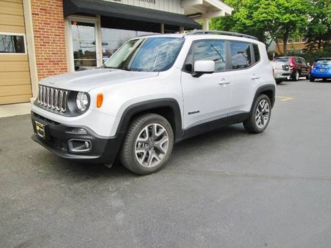 2015 Jeep Renegade for sale at D'Acquisto Motors in Racine WI