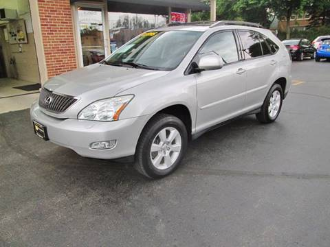 2007 Lexus RX 350 for sale at D'Acquisto Motors in Racine WI