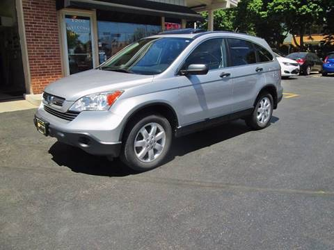 2009 Honda CR-V for sale at D'Acquisto Motors in Racine WI