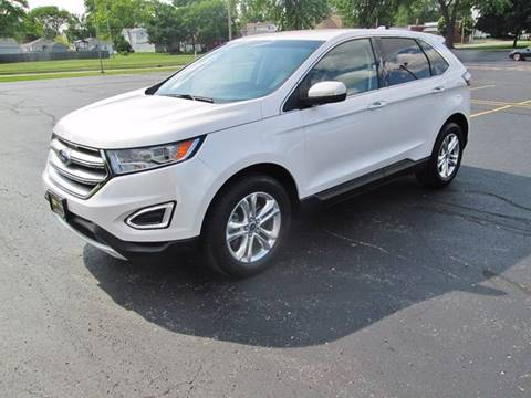 2015 Ford Edge for sale at D'Acquisto Motors in Racine WI