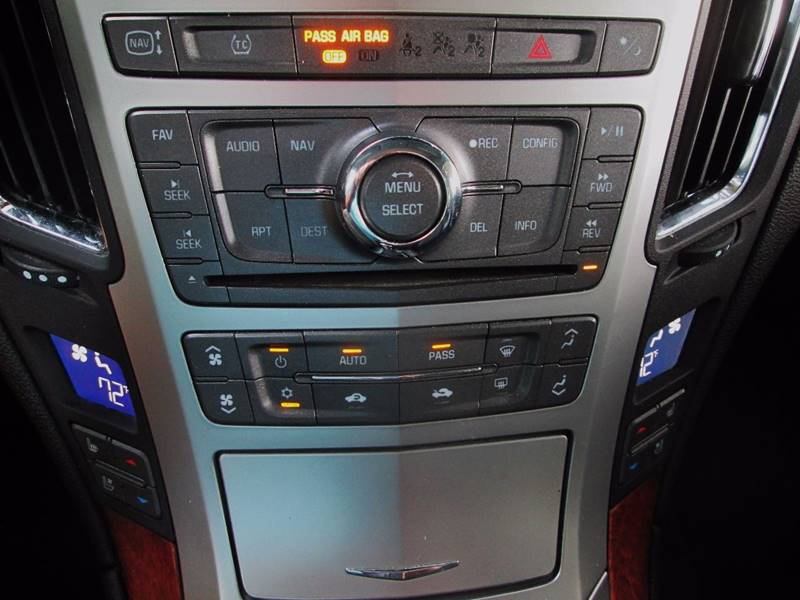 2010 Cadillac CTS for sale at D'Acquisto Motors in Racine WI