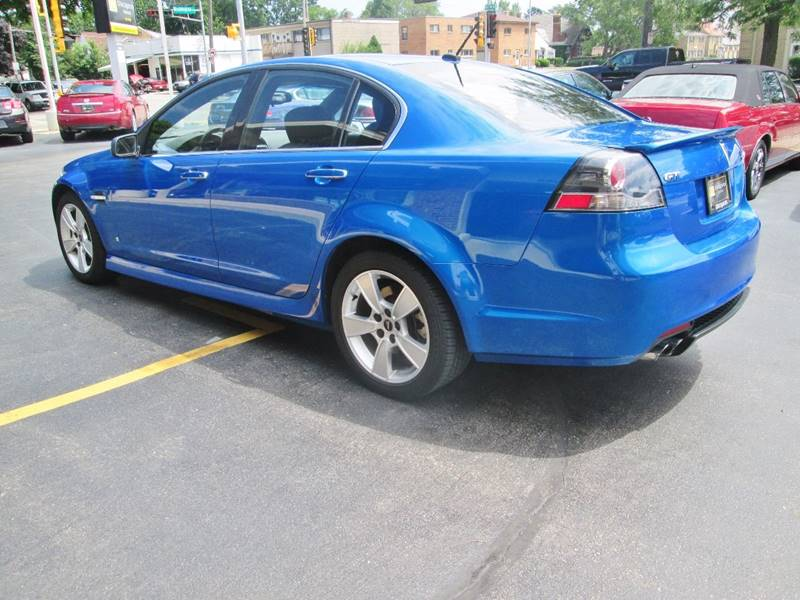 2009 Pontiac G8 for sale at D'Acquisto Motors in Racine WI