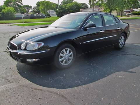 2007 Buick LaCrosse for sale at D'Acquisto Motors in Racine WI