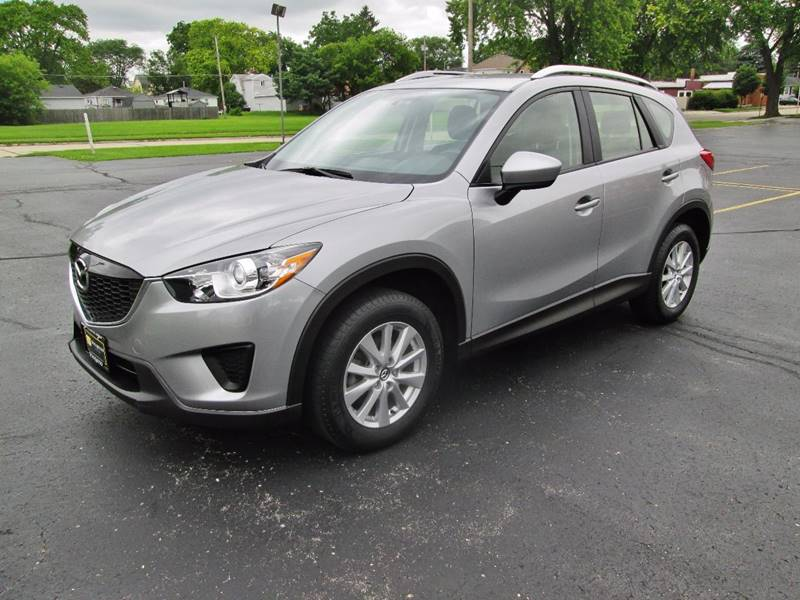 2014 Mazda CX-5 for sale at D'Acquisto Motors in Racine WI