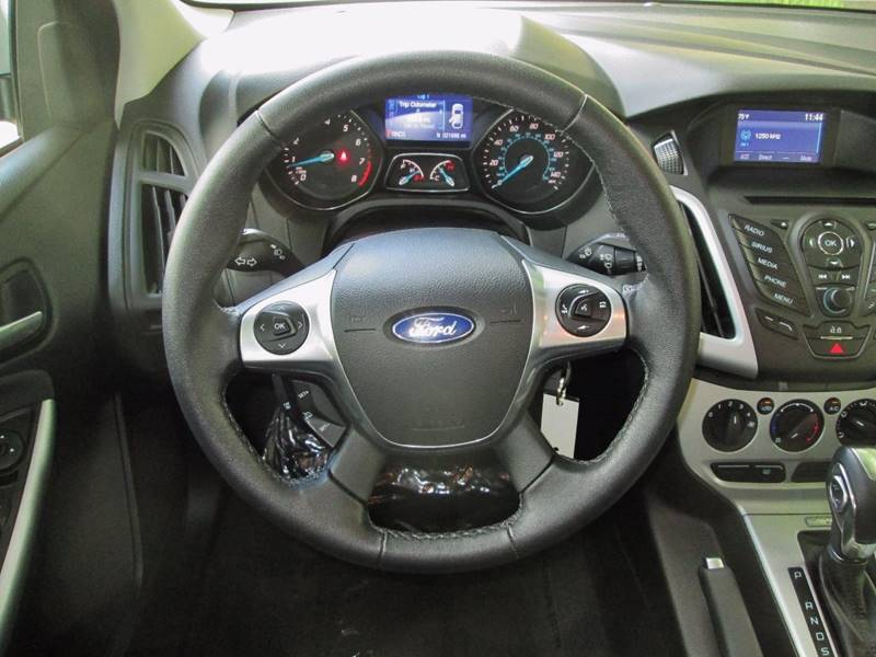 2014 Ford Focus for sale at D'Acquisto Motors in Racine WI