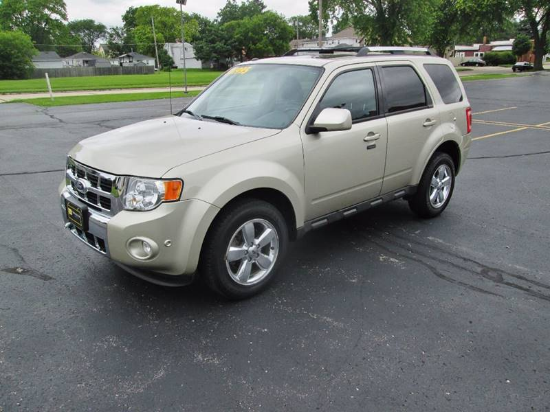2010 Ford Escape for sale at D'Acquisto Motors in Racine WI