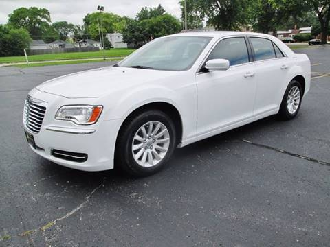 2014 Chrysler 300 for sale at D'Acquisto Motors in Racine WI