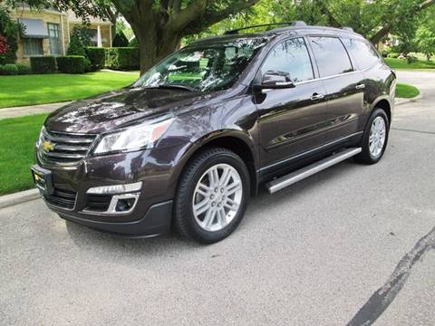 2015 Chevrolet Traverse for sale at D'Acquisto Motors in Racine WI