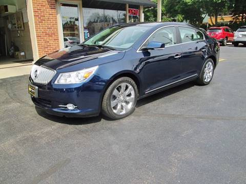 2010 Buick LaCrosse for sale at D'Acquisto Motors in Racine WI