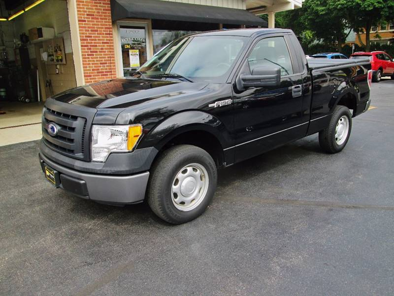 2011 Ford F-150 for sale at D'Acquisto Motors in Racine WI
