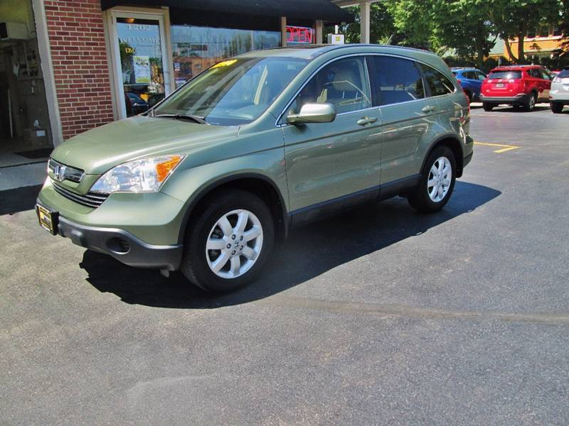 2008 Honda CR-V for sale at D'Acquisto Motors in Racine WI