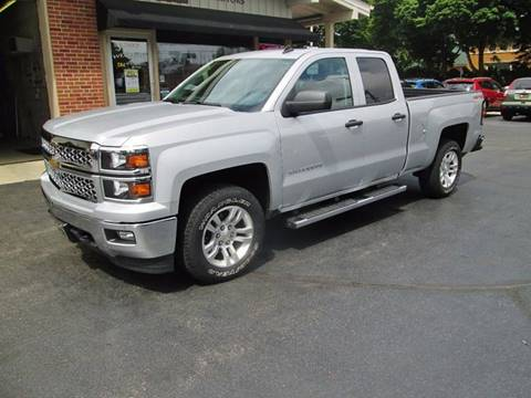 2014 Chevrolet Silverado 1500 for sale at D'Acquisto Motors in Racine WI