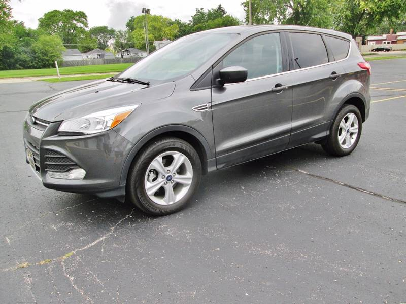 2015 Ford Escape for sale at D'Acquisto Motors in Racine WI