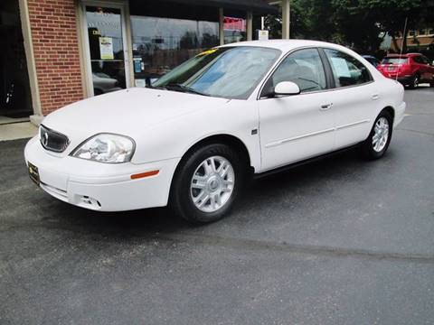 2004 Mercury Sable for sale at D'Acquisto Motors in Racine WI