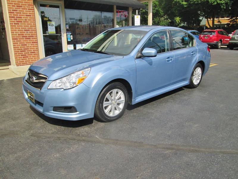 2011 Subaru Legacy for sale at D'Acquisto Motors in Racine WI
