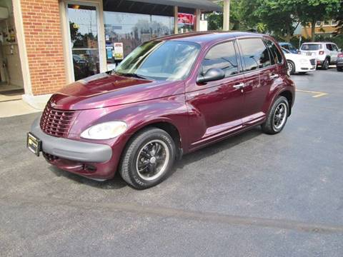 2002 Chrysler PT Cruiser for sale at D'Acquisto Motors in Racine WI