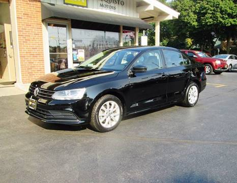 2015 Volkswagen Jetta for sale at D'Acquisto Motors in Racine WI
