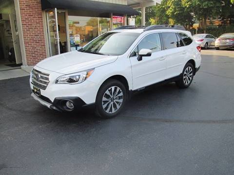 2016 Subaru Outback for sale at D'Acquisto Motors in Racine WI