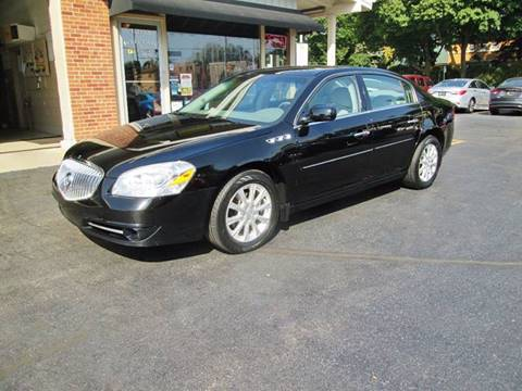 2011 Buick Lucerne for sale at D'Acquisto Motors in Racine WI