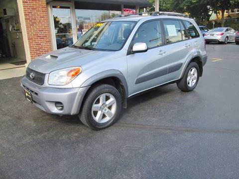 2004 Toyota RAV4 for sale at D'Acquisto Motors in Racine WI