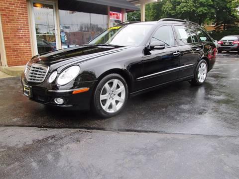 2008 Mercedes-Benz E-Class for sale at D'Acquisto Motors in Racine WI