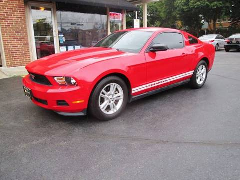 2011 Ford Mustang for sale in Racine, WI