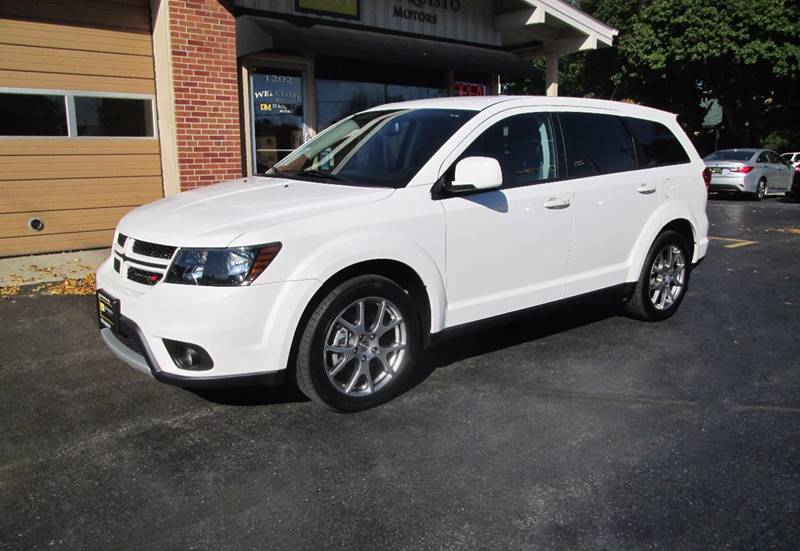 2016 Dodge Journey for sale at D'Acquisto Motors in Racine WI