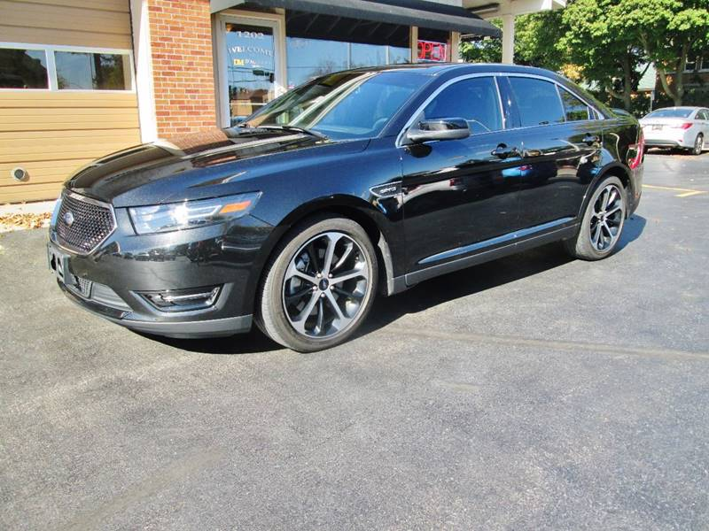 2015 Ford Taurus for sale at D'Acquisto Motors in Racine WI
