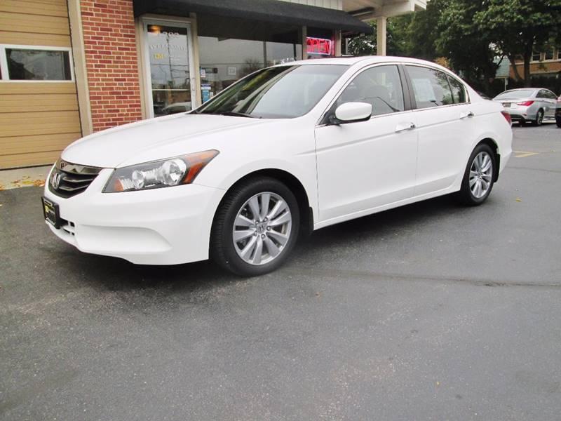 2011 Honda Accord For Sale >> 2011 Honda Accord Ex L In Racine Wi D Acquisto Motors