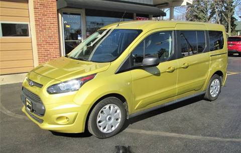 2015 Ford Transit Connect Wagon for sale at D'Acquisto Motors in Racine WI