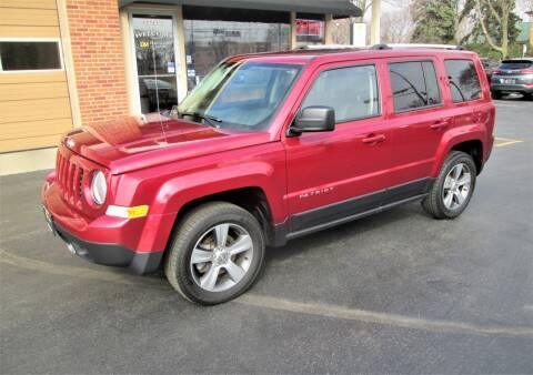 2017 Jeep Patriot for sale at D'Acquisto Motors in Racine WI