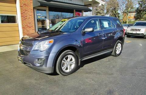 2014 Chevrolet Equinox for sale at D'Acquisto Motors in Racine WI