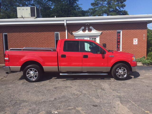 2006 Ford F-150 XLT 4dr SuperCrew Styleside 5.5 ft. SB - Fuquay Varina NC