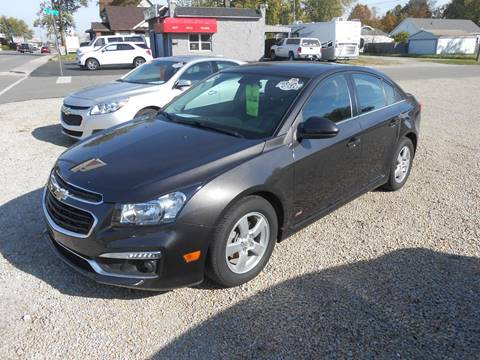 2016 Chevrolet Cruze Limited for sale in Muncie, IN
