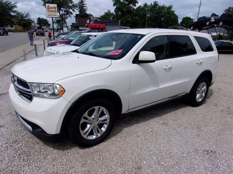 2011 Dodge Durango for sale at Economy Motors in Muncie IN