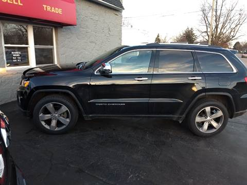 2015 Jeep Grand Cherokee for sale at Economy Motors in Muncie IN