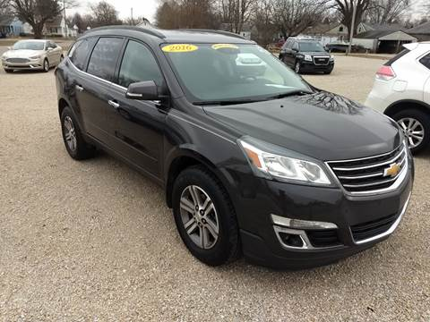 2016 Chevrolet Traverse for sale at Economy Motors in Muncie IN