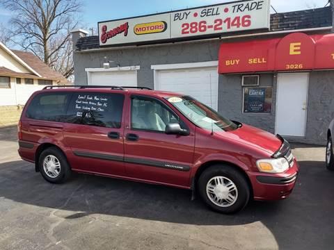 2004 Chevrolet Venture for sale at Economy Motors in Muncie IN