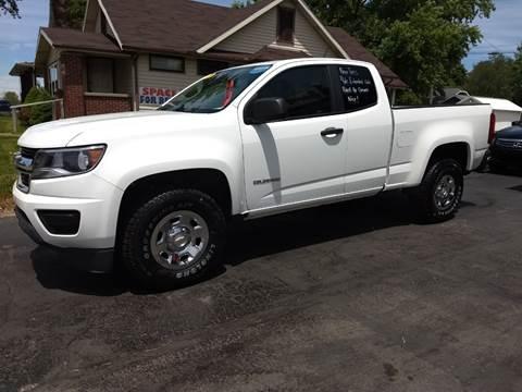 2015 Chevrolet Colorado for sale at Economy Motors in Muncie IN