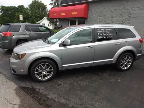 2015 Dodge Journey for sale at Economy Motors in Muncie IN