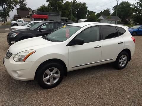 2012 Nissan Rogue for sale at Economy Motors in Muncie IN