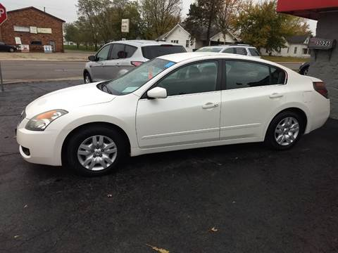 2009 Nissan Altima for sale at Economy Motors in Muncie IN
