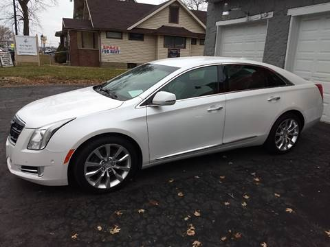 2017 Cadillac XTS for sale at Economy Motors in Muncie IN