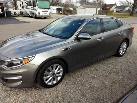 2018 Kia Optima for sale at Economy Motors in Muncie IN