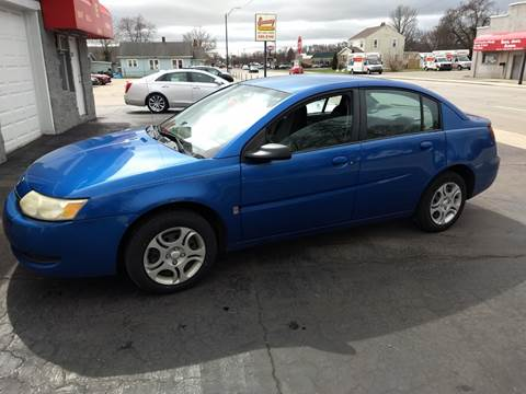 2004 Saturn Ion for sale at Economy Motors in Muncie IN