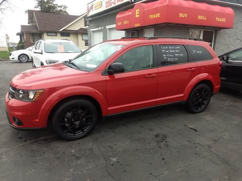 2016 Dodge Journey for sale at Economy Motors in Muncie IN